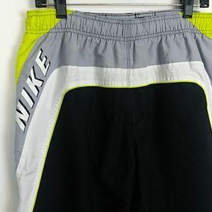 Nike Lined Swim Trunks Mens Small